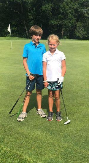 Junior Golf 14